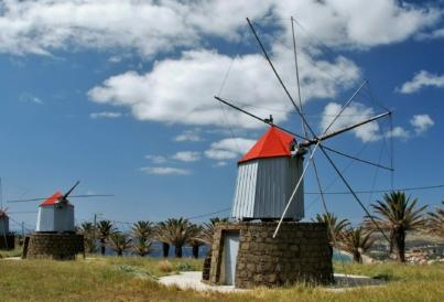 Porto Santo, Heiliger Hafen im Nordatlantik