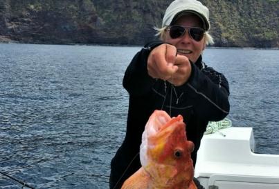 Zuviel Hoch auf den Azoren